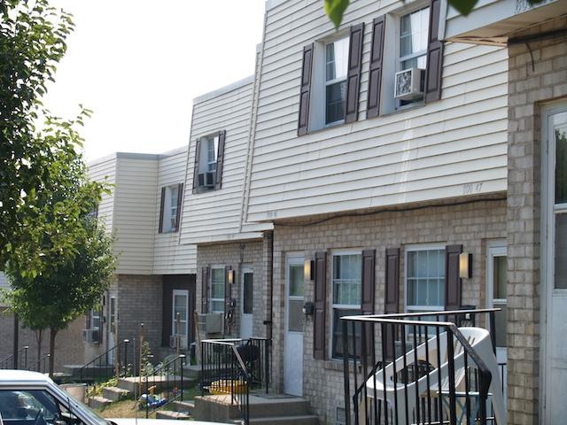 North Second Street Development Pottsville Housing Authority
